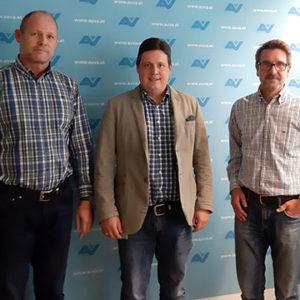 Christian Ruppacher erhält Kompetenzzertifikat SFK zert von der AUVA