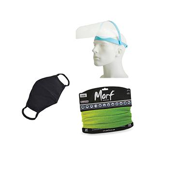 Schutzmasken individuell bedruckbar