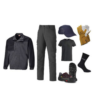 Arbeitsbekleidung von Ruch Consulting